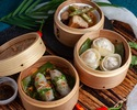 [4400yen Food Course] Cheers with sparkling wine! All 8 classic Asian food courses to enjoy popular Asian tapas, dim sum, and main dishes