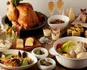 [Early Christmas Buffet] Saturdays, Sundays, and holidays Dinner Buffet <Adults>