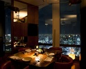 Only 24th & 25th December「Semi Private Room B」❄Festive Dinner ★ 6 Course