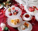 【Xmas期間】【お土産付きアフタヌーンティーセットプラン】~ クリスマス~