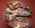 【月曜、火曜限定ディナー】秋を彩る料理フェア+キャビアプレゼント